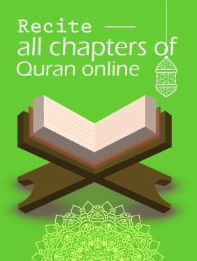 Read quran online all 30 juzz